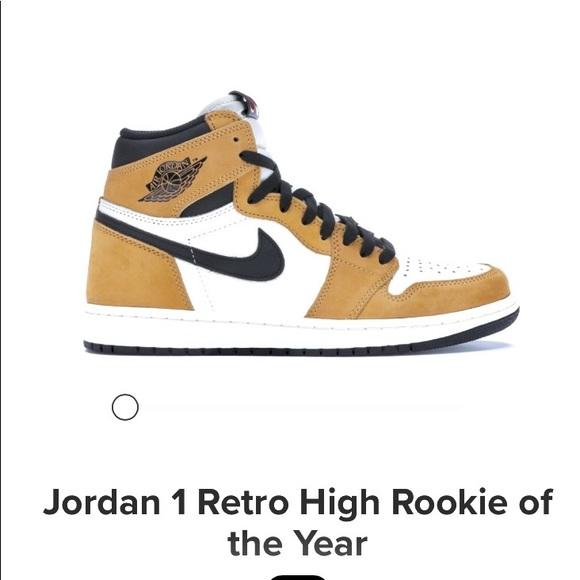 Jordan Shoes | Jordan Size 9 Rookie Of